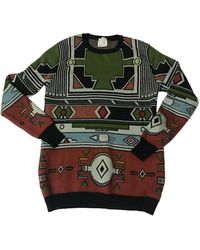 Stella Jean Multicolor Wool Knitwear