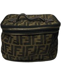 Fendi Other Cloth Travel Bag - Multicolour