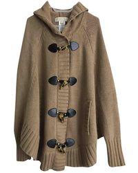 Michael Kors Camel Wool Knitwear - Multicolor