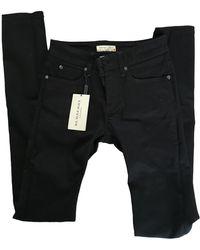 Burberry Slim Jeans - Black