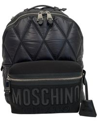 Moschino Black Synthetic