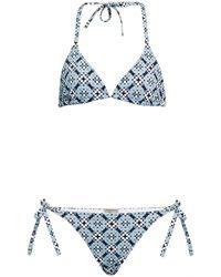 Bottega Veneta Two-piece Swimsuit - Multicolour
