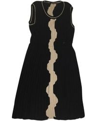 Chanel Wool Dress - Black