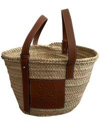 Loewe Basket Bag Handtaschen - Mehrfarbig