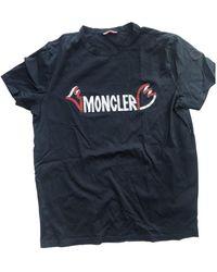Moncler Hemd - Blau