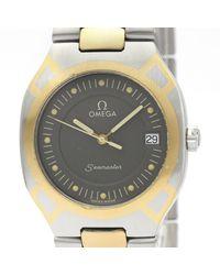Omega Seamaster Uhren - Schwarz