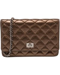 Pre-owned - Leather clutch bag Rag & Bone j4f0PLG