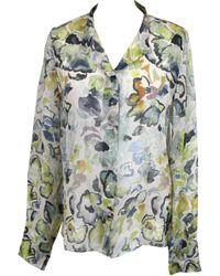 Chloé Silk Shirt - Green