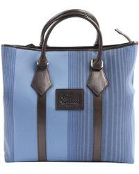Vivienne Westwood - Blue Cloth Bag - Lyst