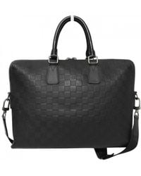 Louis Vuitton Cartera de Cuero - Negro