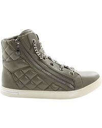 Michael Kors - Leather Trainers - Lyst