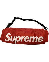Supreme Gloves - Red