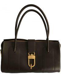 Delvaux Leather Handbag - Multicolour