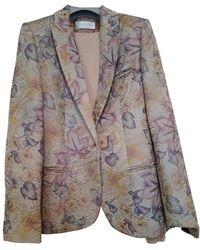 Zadig & Voltaire - Multicolour Cotton Jacket - Lyst