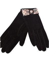 Burberry Handschuhe - Schwarz