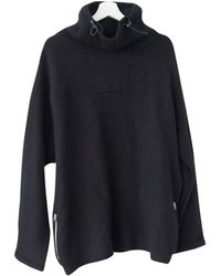 Acne Studios Wolle Pullover - Schwarz