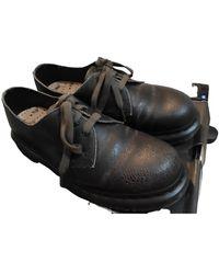 Marni - Leather Lace Ups - Lyst