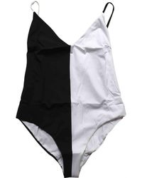Chloé Pre-owned One-piece Swimsuit - White