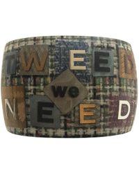 Chanel - Multicolour Plastic Bracelet - Lyst