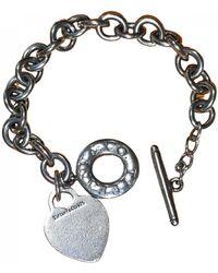Tiffany & Co. Return to Tiffany Silber Armbänder - Mettallic