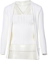 Polo Ralph Lauren - White Viscose Knitwear - Lyst