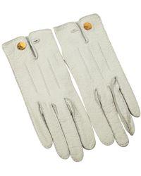 Hermès Leder Handschuhe - Mehrfarbig