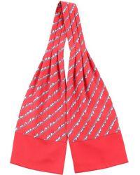 Hermès - Red Silk - Lyst
