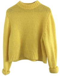 Roseanna Sweater - Yellow
