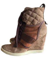 Chloé Boots - Brown