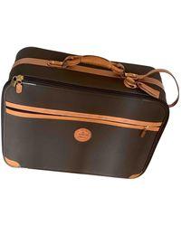 Lancel Cloth Travel Bag - Multicolour