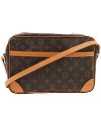 Louis Vuitton - Trocadéro Cloth Handbag - Lyst