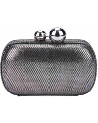 5a36c3cdc60db Diane von Furstenberg 440 Secret Agent Zip Out Clutch - Olive in ...