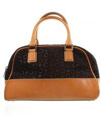 Celine Leder handtaschen - Braun
