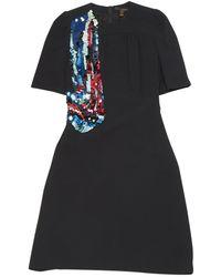 Louis Vuitton - Mid-length Dress - Lyst
