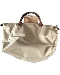 Longchamp Bolso Pliage - Neutro