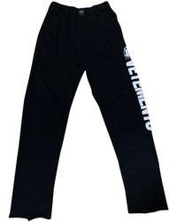Vetements Pantalon - Noir