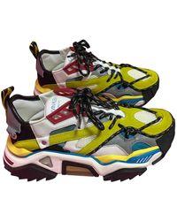CALVIN KLEIN 205W39NYC Strike 205 Sneakers - White