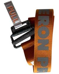 Heron Preston Belt - Orange