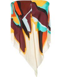 Missoni - Multicolour Silk Top - Lyst