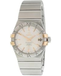 Omega - Constellation Other Steel - Lyst