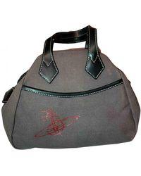 Vivienne Westwood Clutch Bag - Brown