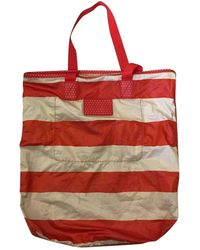 Marc By Marc Jacobs Red Synthetic Handbag