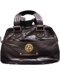 Marc By Marc Jacobs Leather Handbag - Brown