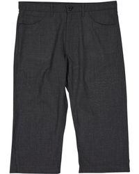 Comme des Garçons - Grey Other Shorts - Lyst