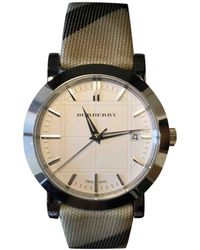 Burberry Watch - Natural