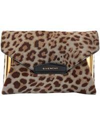 Givenchy Pre-owned - Antigona pony-style calfskin clutch bag rVXhpsNqk