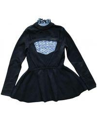 Dior Wool Sweater - Black