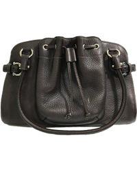 Ferragamo - Pre-owned Leather Handbag - Lyst