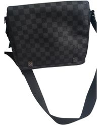 Louis Vuitton Cloth Satchel - Multicolour