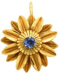Cartier - Pendentif en or jaune - Lyst